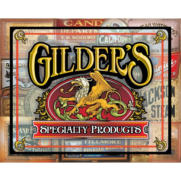 Gilders Shell and Jewel Glass Inlay Glue